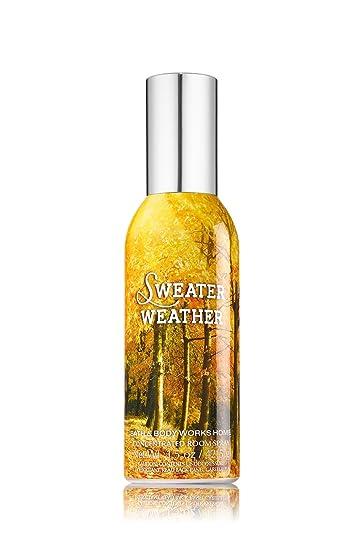 Amazoncom Bath Body Works Room Spray Sweater Weather 15oz Home