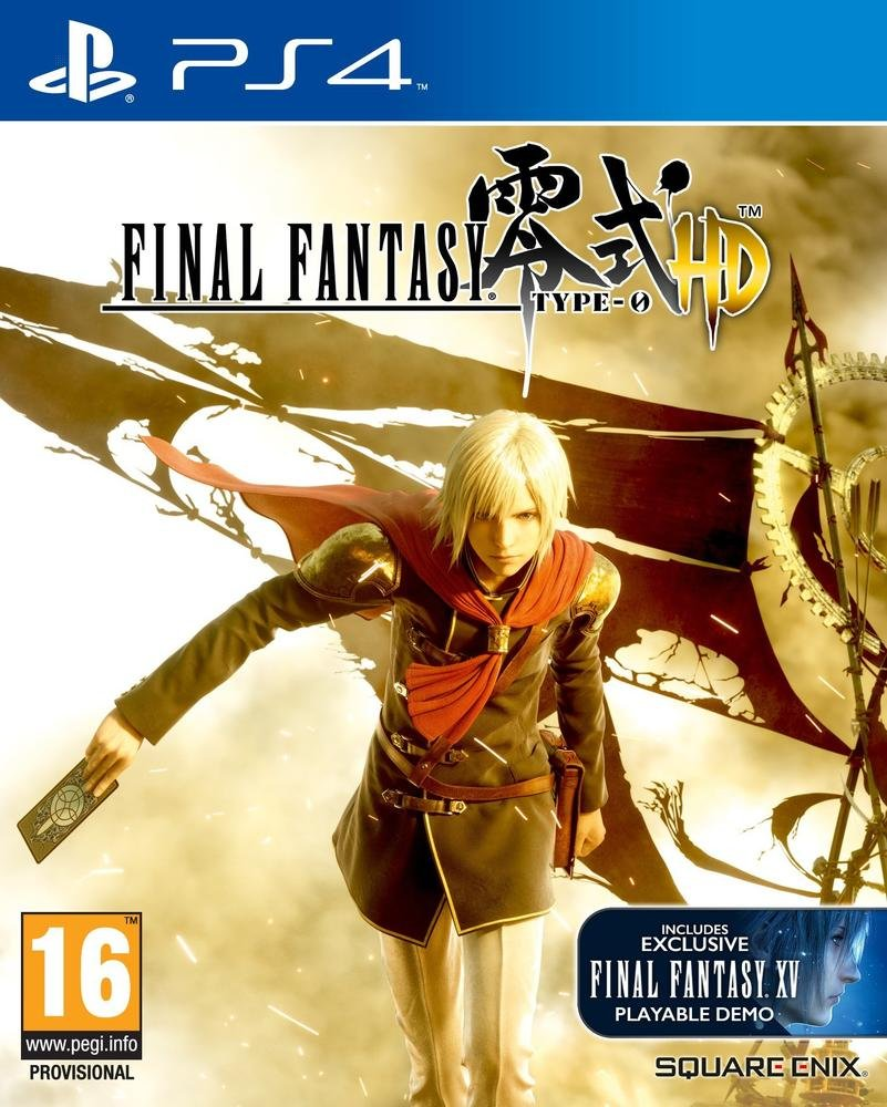 Ps4 final fantasy type-0 hd day 1 edition (eu) B00NQ10NPW