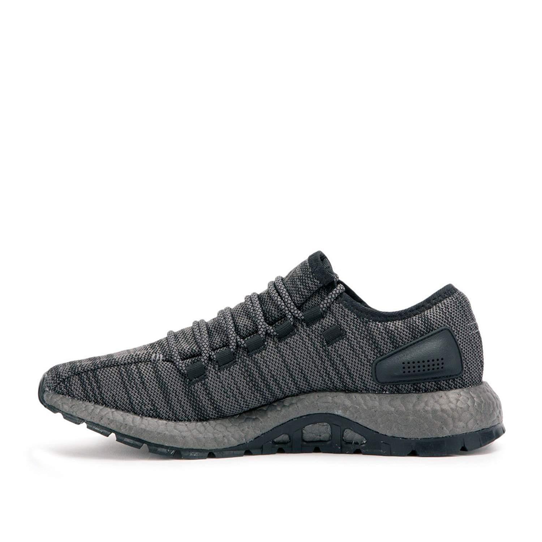 adidas Men's Pureboost ATR Running Shoe, Black/DGH