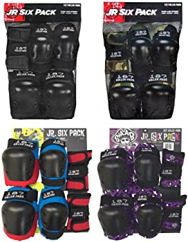 187 KILLER PADS Combo Pack Skateboard Knee Pads