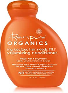 product image for Renpure Organics My Luscious Hair Needs Lift! Volumizing Conditioner, 13.5-Ounce