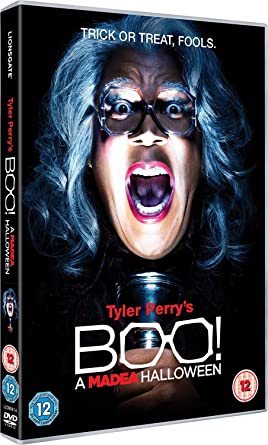 BOO! A Madea Halloween [DVD] [2016]: Amazon.co.uk: Tyler Perry ...