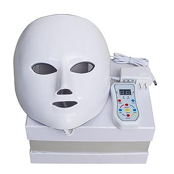7 Color LED Mask Photon Light Skin Rejuvenation Therapy Facial Skin Care Mask caudalie premier cru the cream 50ml/1.7oz