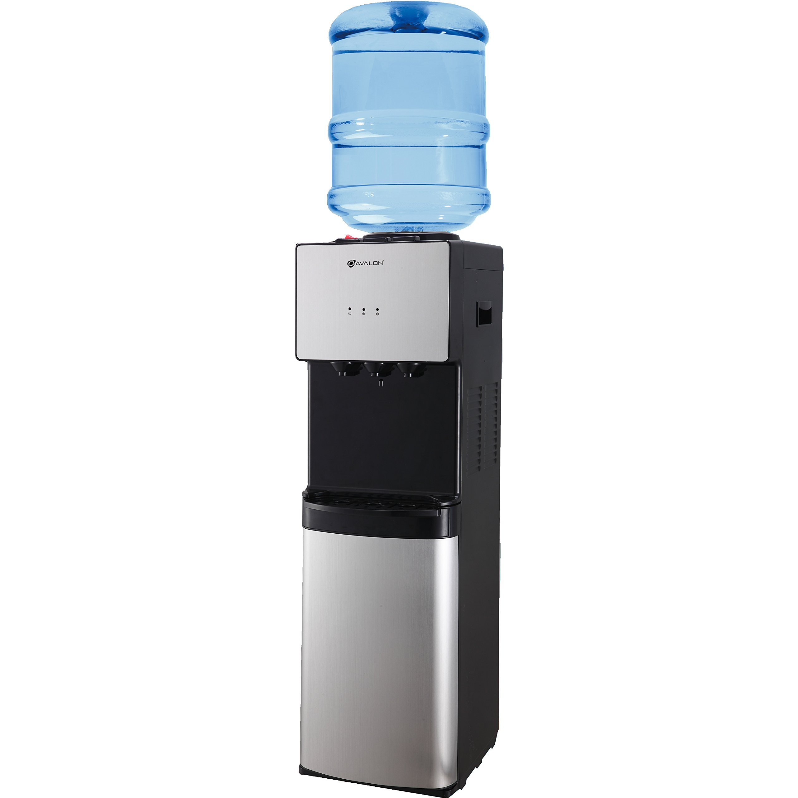 Avalon Top Loading Water Cooler Dispenser - 3 Temperature, Stainless Steel by Avalon (Image #1)