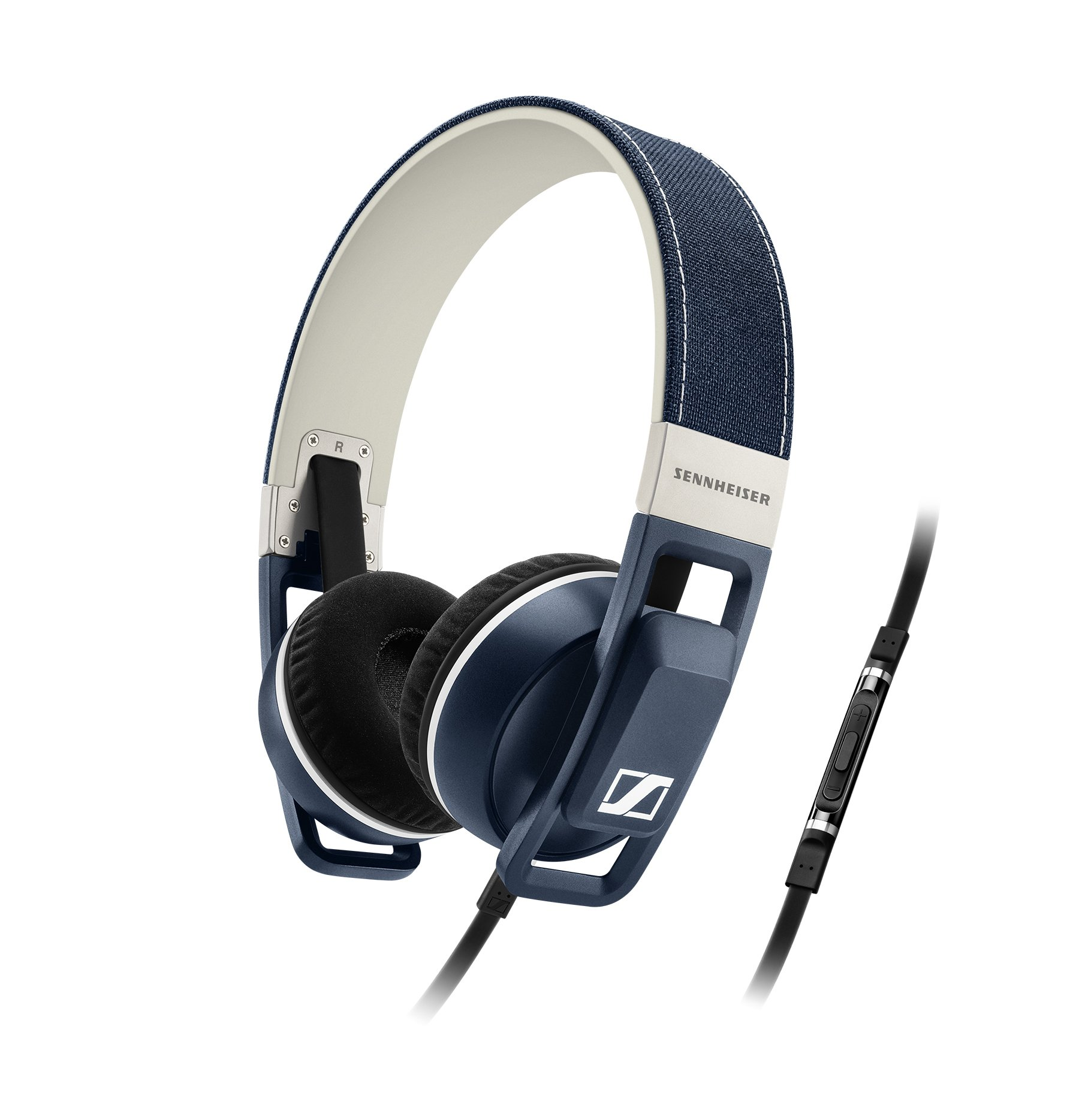 Sennheiser Urbanite On-Ear Headphones - Denim by Sennheiser