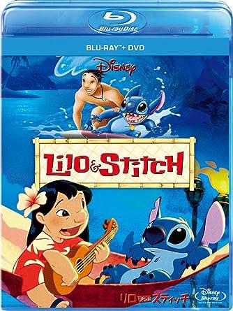 Amazon リロスティッチ ブルーレイdvdセット Blu Ray 映画