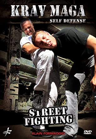 Krav Maga Street Fighting Self Defense Usa Dvd Amazon