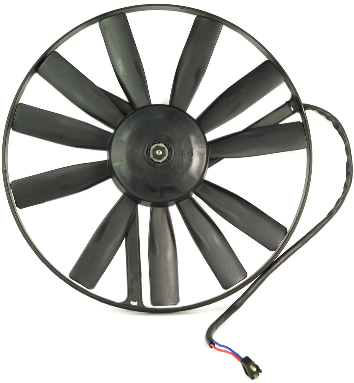 TOPAZ 0005007993 Radiator Cooling Fan for Mercedes W201