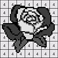Happy Color - Flower Coloring Pixel by Number