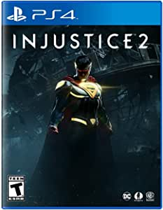 WB Games Injustice 2 - Playstation 4 Standard Edition