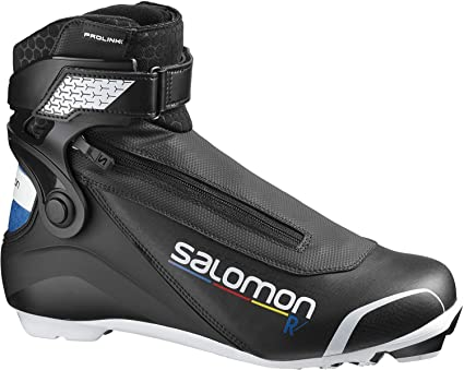 : Salomon RProlink XC Ski Boots Mens : Sports