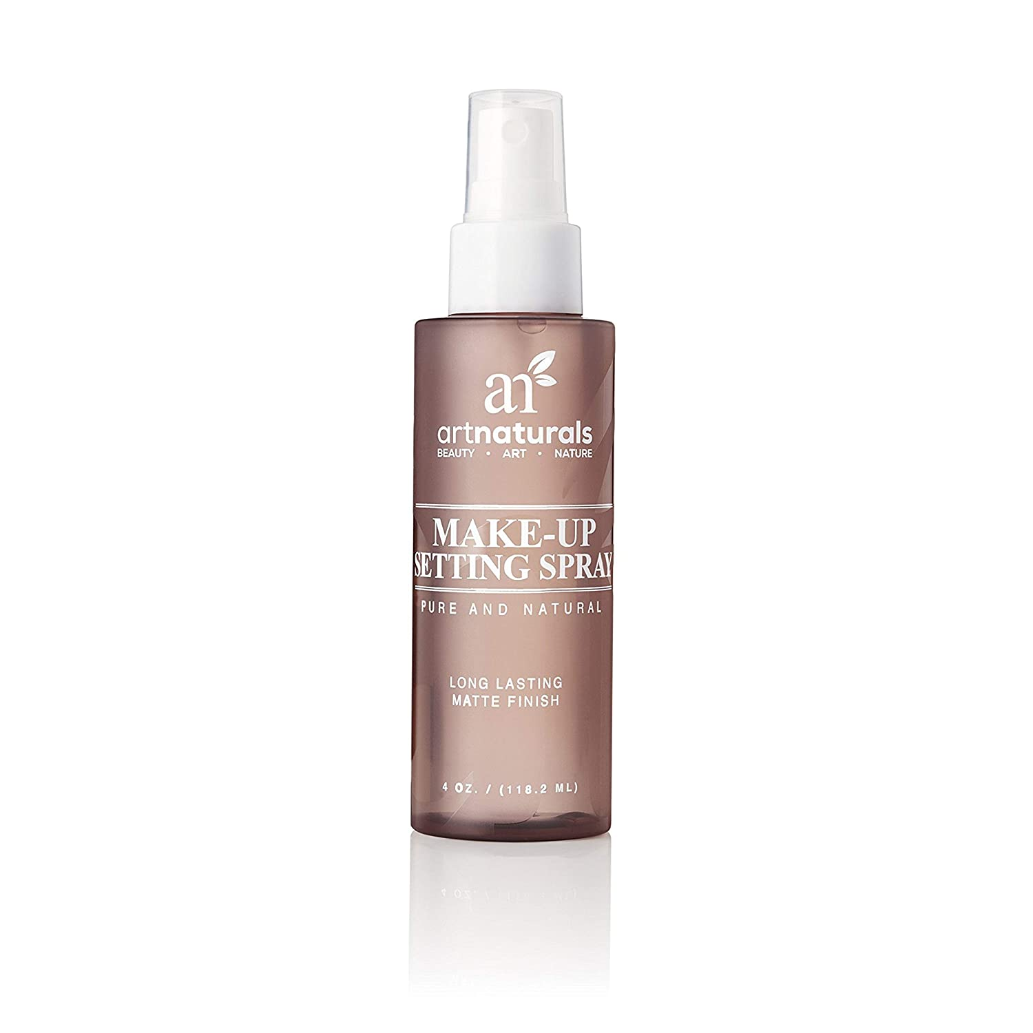 ArtNaturals Espray Fijador De Maquillaje - (4 Fl Oz/120ml) - Acabado Mate - Matte Makeup Setting Spray: Amazon.es: Belleza