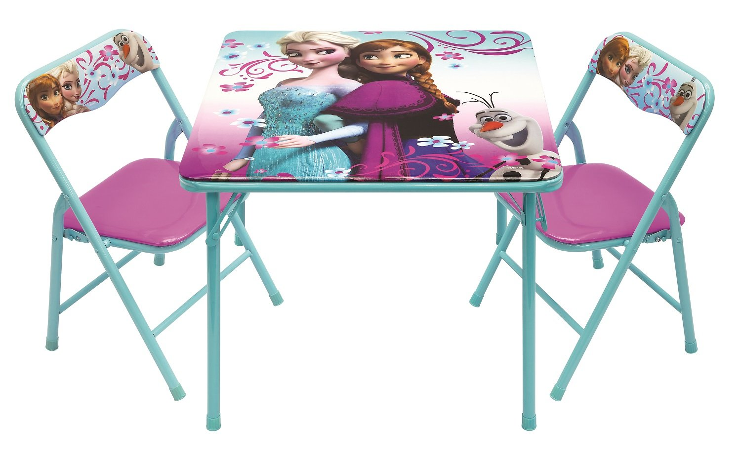 Amazon.com: Frozen Activity Table Set: Toys \u0026 Games