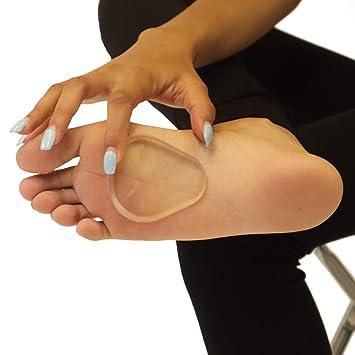 Amazon.com: Almohadillas de gel premium para pies ...
