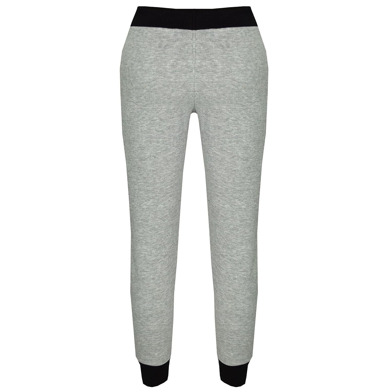 A2Z/® Boys Girls Jogging Suit Kids Designer Grey /& Black Tracksuit Zipped Top /& Bottom