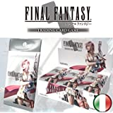 Final Fantasy Trading Card Game, Busta, Pacchetto Booster, Edizione Italiana