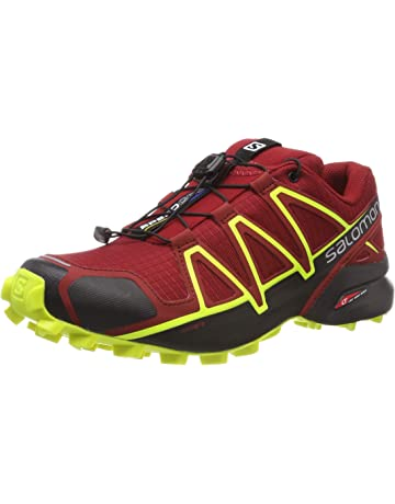5384f5ce10e6 Salomon Men s Speedcross 4 Trail Running Shoes.  2