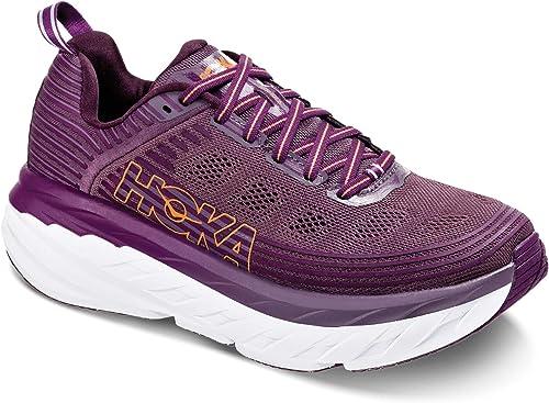 Hoka Bondi 6, Zapatillas de Running por Mujer, Morado (Arctic Dusk ...