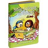 Bíblia Explicada para Crianças com ilustrações Mig & Meg: Nova Tradução na Linguagem de Hoje (NTLH)