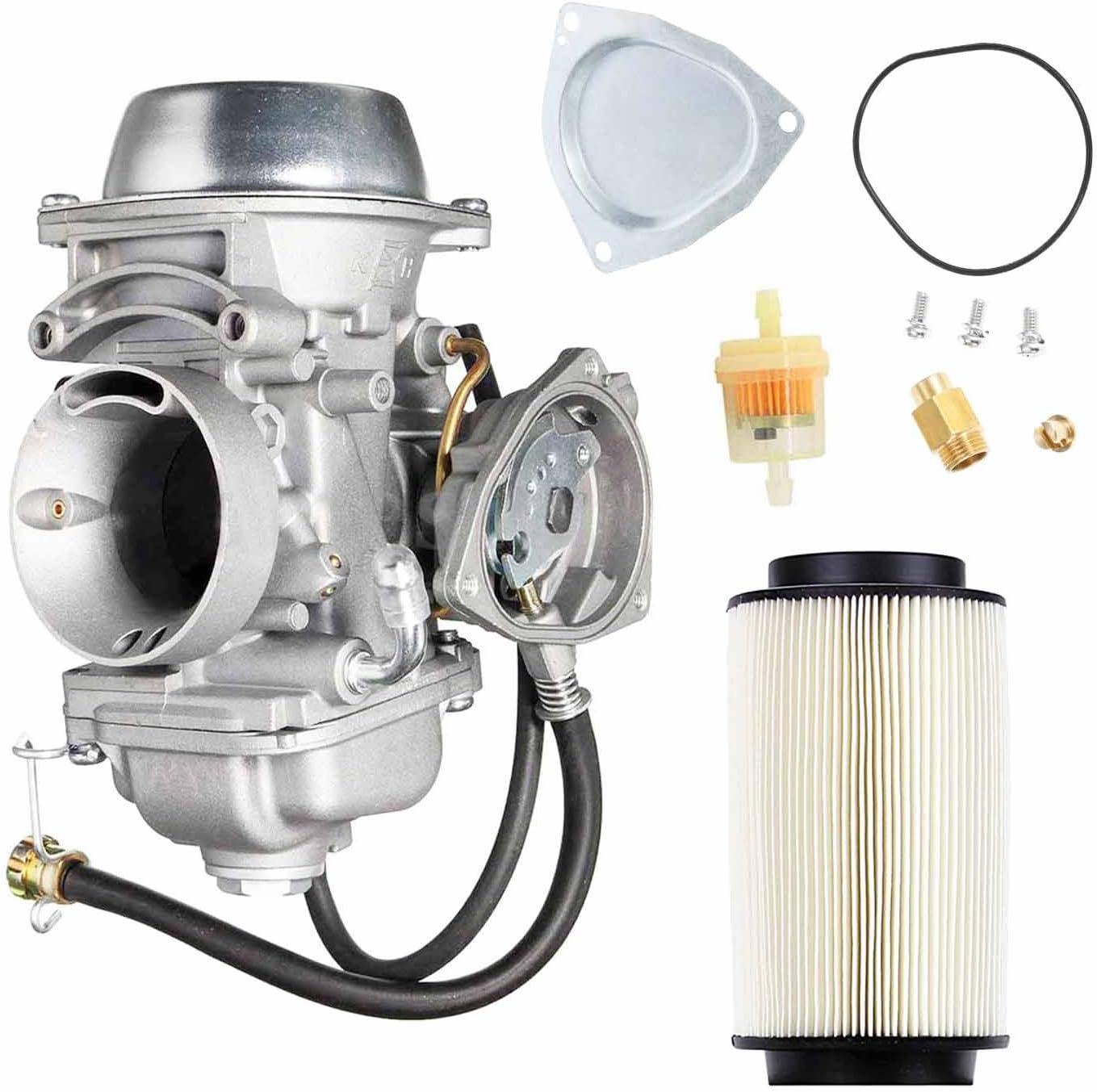 Amazon.com: Carburetor w/Air Filter for Polaris Sportsman 500 4X4 HO 2001  2002 2003 2004 2005 Carb: AutomotiveAmazon.com
