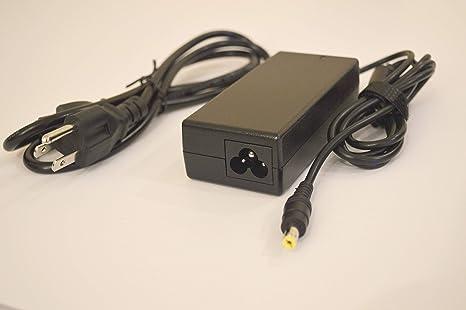 Amazon.com: Cargador Adaptador AC para Acer Aspire E15, E5 ...