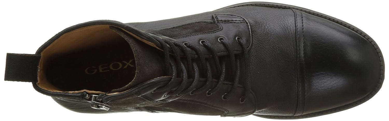 Geox Herren U Schwarz Jaylon B Klassische Stiefel Schwarz U (Black) 2365dc