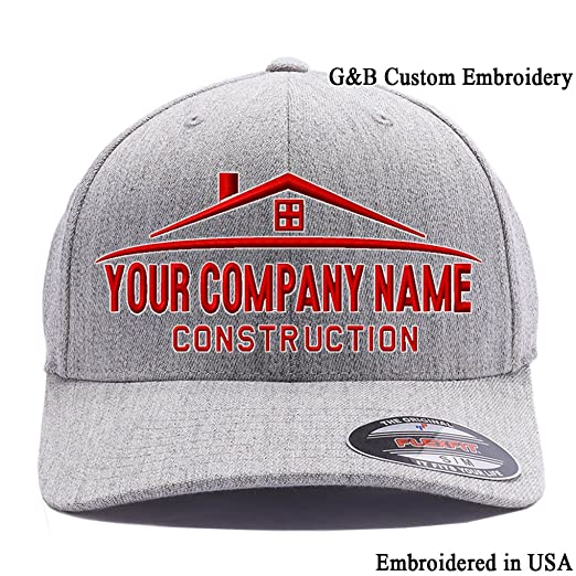 Image Unavailable. Image not available for. Color  Custom Hat. Your Company  ... 7f5a7f8b52d