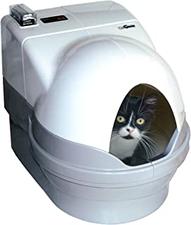 CatGenie GenieDome  sc 1 st  Amazon.com & Amazon.com : CatGenie-Self Washing Self Flushing Cat Box : Litter ... Aboutintivar.Com