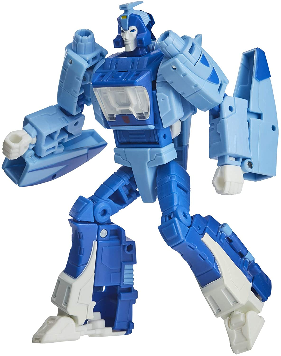 Transformers Toys Studio Series 86-03 Deluxe Class The Transformers The Movie 1986 Blurr Action Figure Ages 8 and Up 4.5-inch