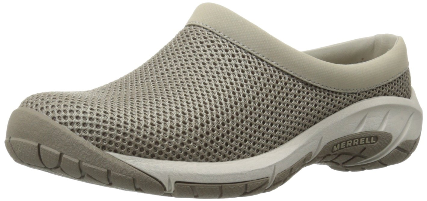 Merrell Women's Encore Breeze 3 Slip-On Shoe,Aluminum,8 W US