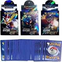 POKEeMON Sun & Moon Trading Cards Game - Pack of 10
