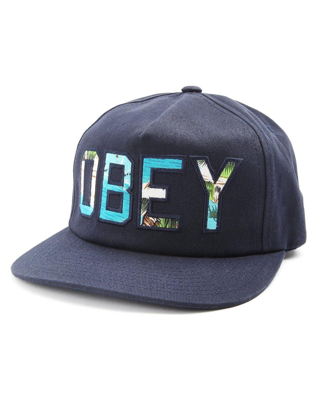 Obey - Cappellino da baseball - Uomo