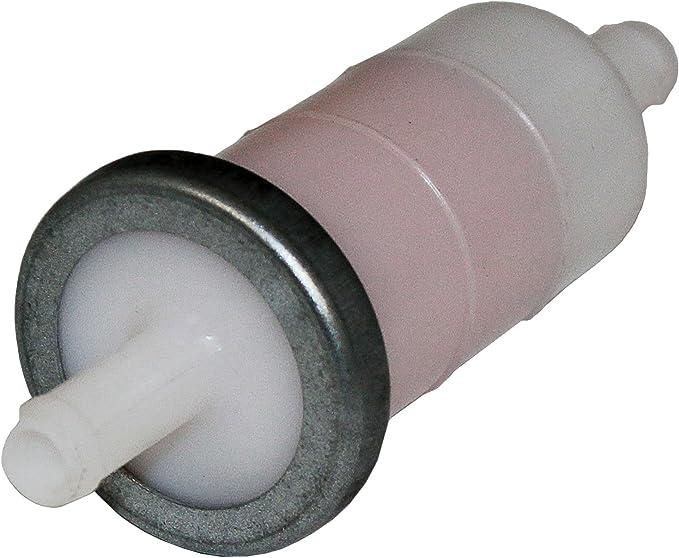 K/&N Chrome Oil Filter For 1999-2008 Kawasaki W650