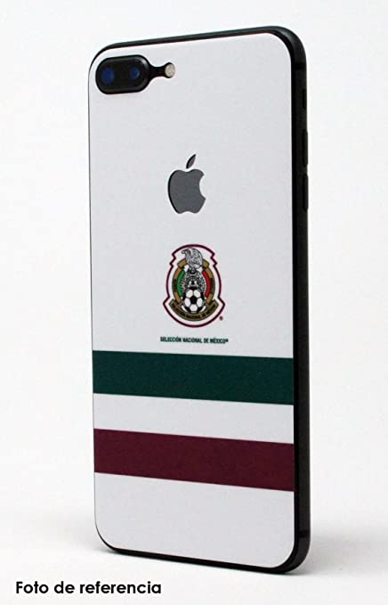13a669ca27f Protection Pro ClearPlex Mica Trasera de la Selección Mexicana de Futbol  para Celular Apple iPhone 7