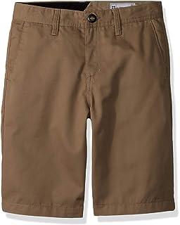 Volcom Little Boys Wowzer Stripe Modern Fit Polo Shirt Y0111930