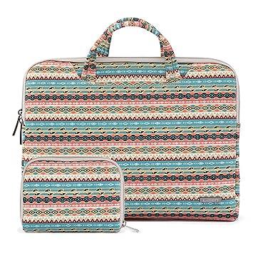 11-11.6 Pulgadas Funda para Portátiles/Maletín con Asa para Ordenador Portátil Notebook/Ultrabook Tablet de Maleta Bolsa de Transporte: Amazon.es: ...