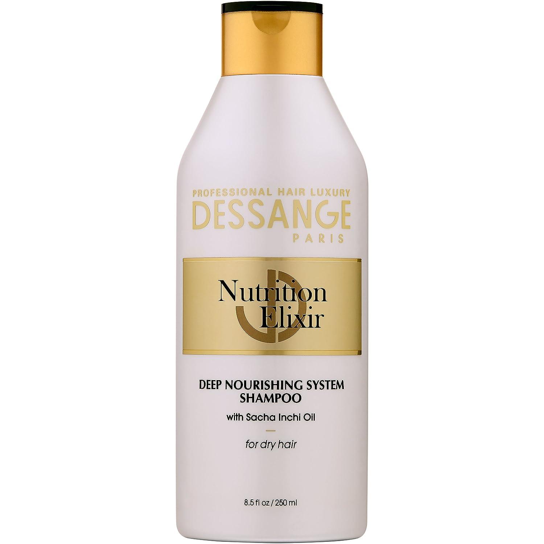 Dessange Paris Nutrition Elixir Deep Nourishing System Shampoo 8.5 oz