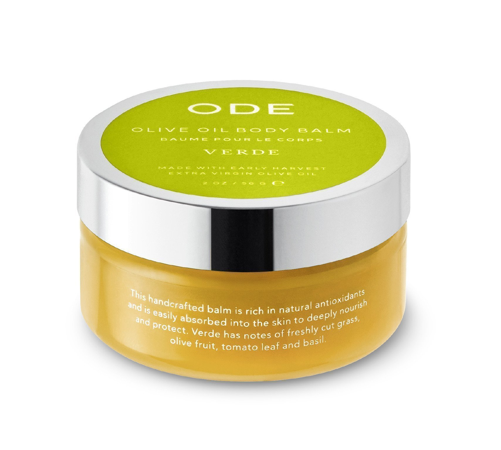 ODE natural beauty - Verde Olive Oil Body Balm