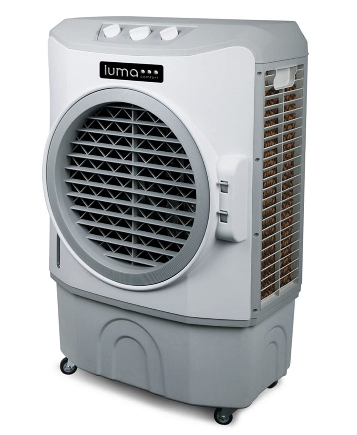 Luma Comfort EC220W High Power 1650 CFM Evaporative Cooler with 650 Square Foot Cooling Luma Comfort Corporation