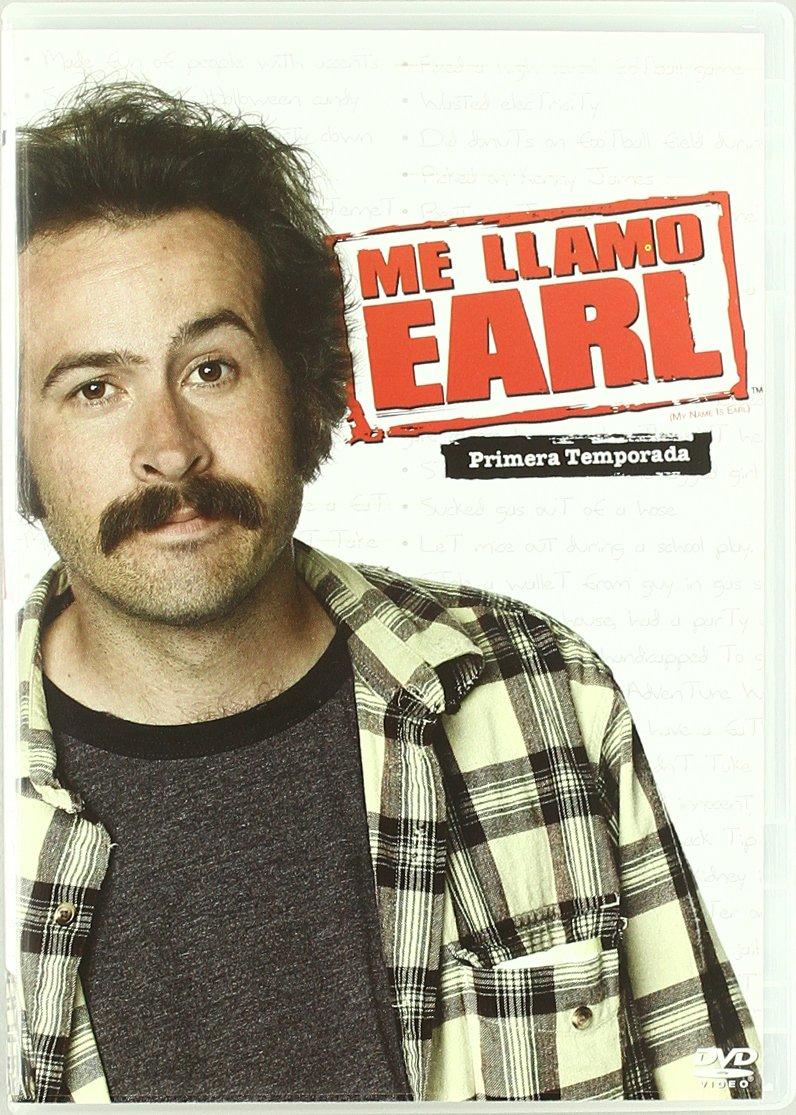Amazon.com: Pack Me Llamo Earl - Serie Completa (Spain ...