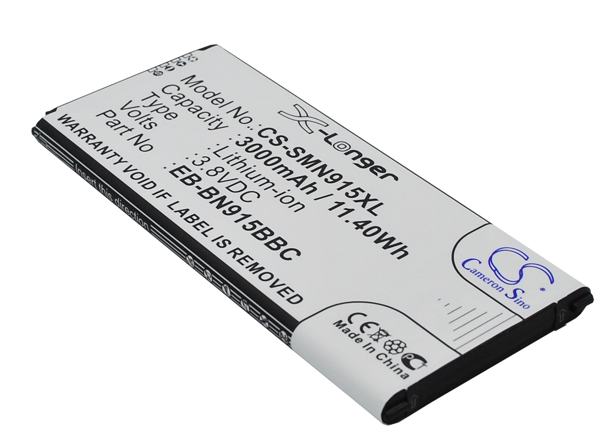 3000mAh Battery for Samsung Galaxy Note Edge SM-N915 SM-N915A SM-N915F SM-N915S