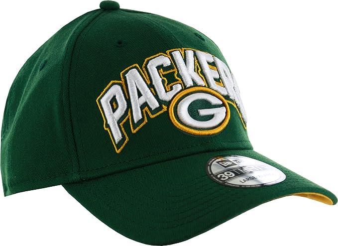 Amazon.com   NFL Green Bay Packers Draft 3930 Cap   Sports Fan Baseball  Caps   Clothing 3cd4e1c157d8