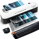 Laminator, Toyuugo A4 Laminator Machine, 4 in 1 Thermal Laminator for Home Office School Use, 9 inches Max Width, Quick…