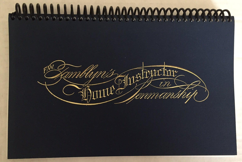 Read Online F. W. Tamblyn's Home Instructor in Penmanship ebook