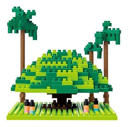 Nanoblock Giant Banyan Tree