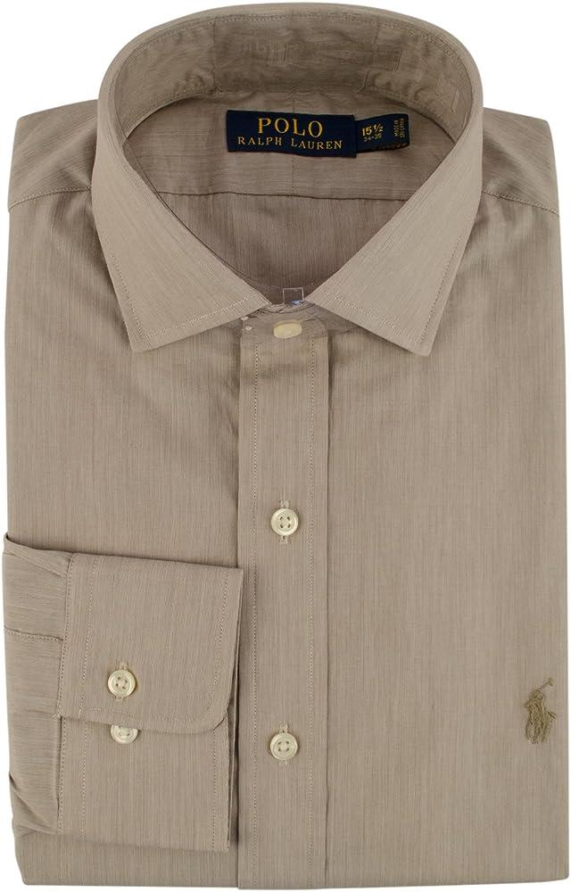 Polo Ralph Lauren hombres Estate de la camiseta de rayas de líneas ...