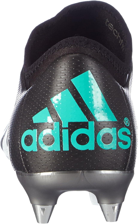 adidas X 15.1 SG, Scarpe da Calcio Uomo Multicolore Core Black Shock Mint Ftwr White