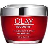 Olay Regenerist Micro-Sculpting Cream Moisturiser Fragrance Free 48g