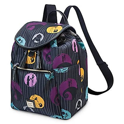 tim burtons the nightmare before christmas backpack by dooney bourke - The Nightmare Before Christmas Backpack