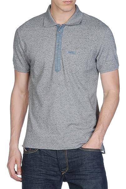 Diesel T-Admiral-S Camicia Camisa Hombre Poloshirt Manga Corta ...